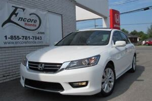 2014 Honda Accord EX-L/CUIR/JAMAIS ACCIDENTÉ/