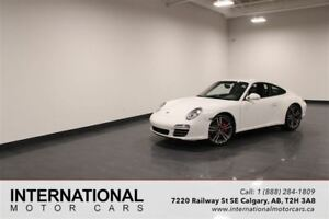 2010 Porsche 911 C4S MANUAL! BLOWOUT PRICING!!
