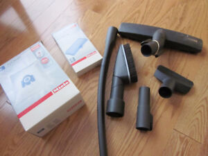 Miele Vacuum accessories and bags