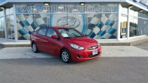 2014 Hyundai Accent GL-BLUETOOTH/HEATED SEATS/FORMER LEASE