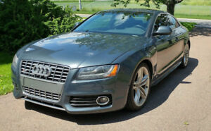 2008 Audi A5 S-Line Coupe with New MVI