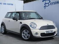 2012 12 Mini Mini 1.6 ( Pepper ) One for sale in AYRSHIRE