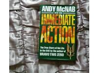 Andy McNabb book