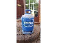 Colour gas bottle
