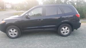 2009 Hyundai Santa Fe 2.7L V6 (Will Consider Trade)