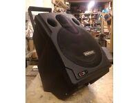 Samson Expedition EX20 wheeled portable powered speaker/monitor