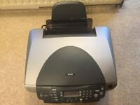 Epson Stylus Photo RX500 printer scanner for spares or repair