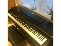 Yamaha Clavinova CLP-130 Digital Electric Piano with Hammer Action