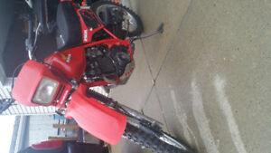 Honda xl 250r 1985 1600$or maybe trade