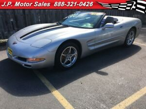 2004 Chevrolet Corvette Automatic, Leather, Convertible, Only 54