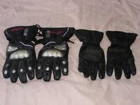 ladies and gents bike gloves