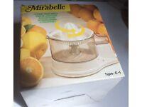 Mirabelle Citrus Fruit Press