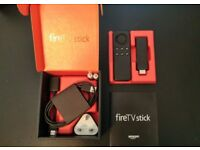 Amazon fire Stick, 1st Generation used but AS New Complete in original Box