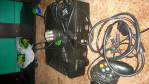 Original xbox with games