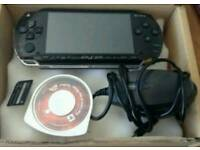 PSP for Sale with memory card and Game