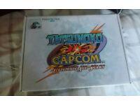 Nintendo Wii Tatsunoko v Capcom Arcade Stick
