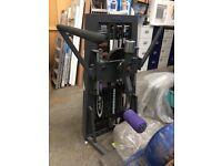 Pulse leg extension machine