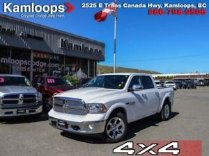 2016 Ram 1500 Laramie  - Cooled Seats -  Leather Seats -  Heated