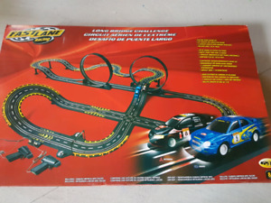 Fast lane race track - brand new never opened