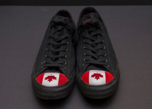 Converse CANADA Exclusive (Worn Once)