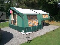Conway Challenger 1999, Folding Camper/Trailer Tent