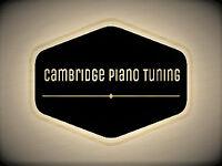 Cambridge Piano Tuning - piano tuner and technician for Cambridge and surrounding area