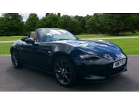 2017 Mazda MX-5 2.0 Sport Nav 2dr Manual Petrol Convertible