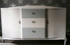Beautiful upcycled sideboard