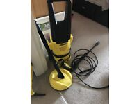 Karcher K2 jetwash and window washer