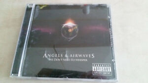 Angels and Aiwaves - We don't need to whisper CD