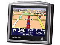 TomTom - SatNav Navigation £20
