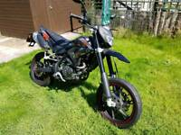 BRAND NEW KSR TW 125CC Supermoto MINT CONDITION