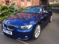 BMW 3 SERIES 3.0 335i M Sport 2dr E92 with £6000+ BMW optional extras + Sub-Woofer