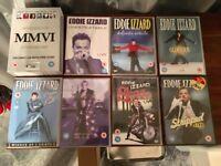 Eddie Izzard DVDs