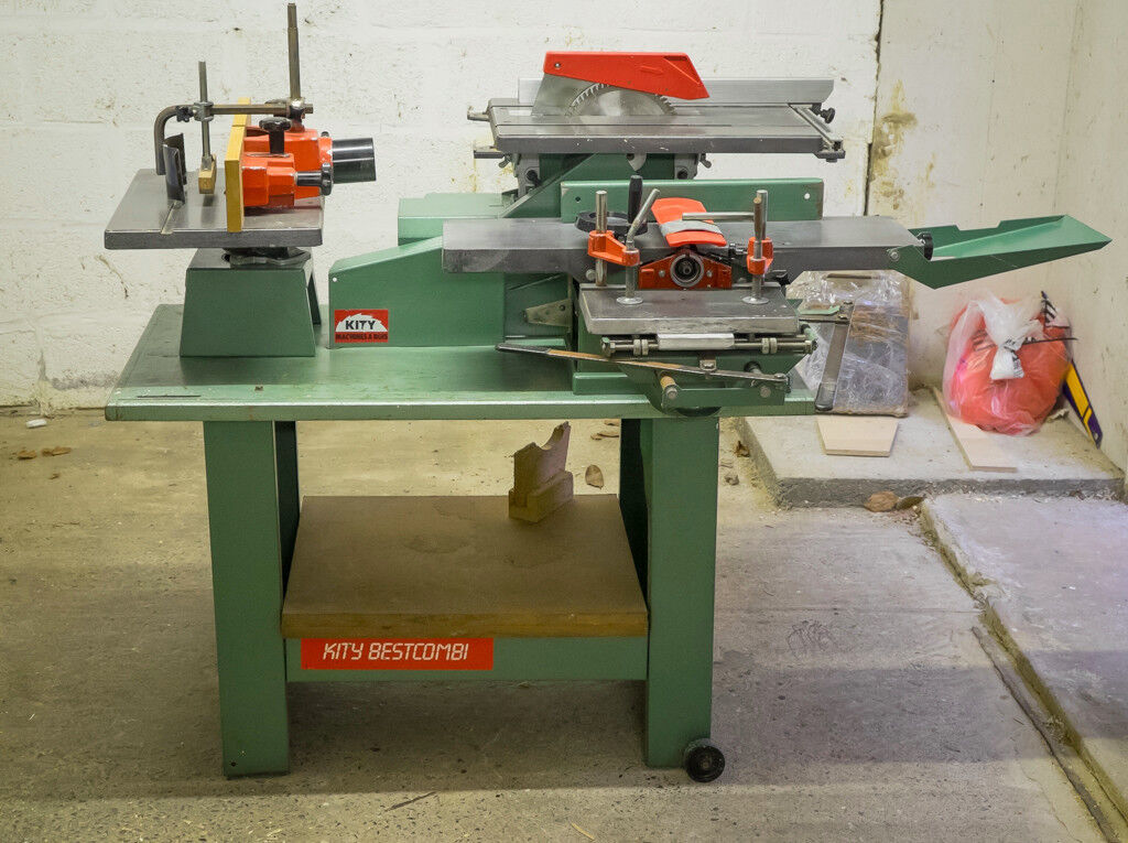 Kity Bestcombi K5 Woodworking Machine In Westbury Wiltshire