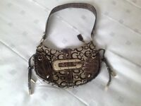 Guess Handbag - as new used once