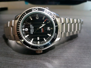 Omega 007 special edition brand new watch.