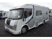 2006 4 Berth Dethleffs Advantage I 6501b Motorhome For Sale REDUCED BY £2000