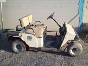 Golf Cart For PARTS