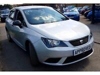 SEAT IBIZA 1.2 CR TDI S 5d 74 BHP Great 1st Car, Call for mor (silver) 2014