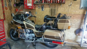 1985 LTD 1200 HONDA GOLDWING