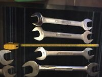 Britool spanners for sale - Large sizes