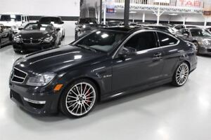 2012 Mercedes-Benz C-Class 63 AMG | Performance PKG Plus