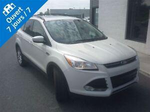 2013 Ford Escape SEL, AWD, NAV, CUIR, TOIT