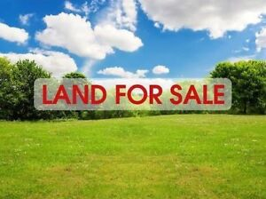Looking for Residential Building Lot