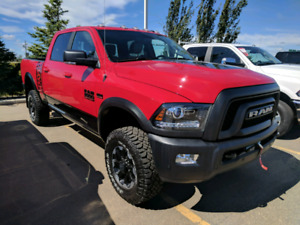 Ram 2500 Powerwagon 6.4 Hemi Off Road Beast