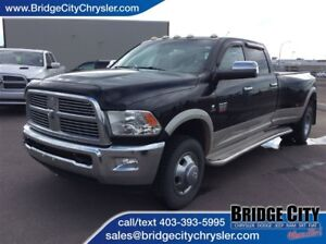 2010 Dodge Ram 3500 Laramie Dually- Leather, Heat/Vent Seats, Su