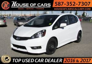 2014 Honda Fit Sport / Bluetooth