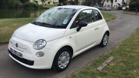 Fiat 500 1.2 Pop 3 Door - Loved and cared for first car !