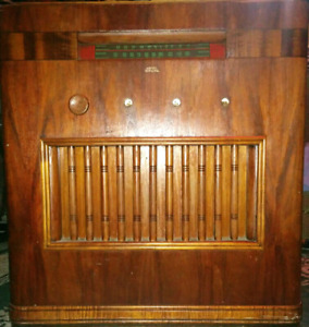 VINTAGE(1947)-LINDSAY-AIRLINE-with  Turn-table
